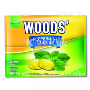 JUAL WOODS LOZ LEMON SACH