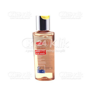 JUAL NUTRICA ACTIV CLEAR FACIAL WASH 50ML