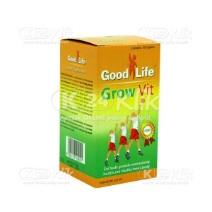 JUAL GOOD LIFE GROW VIT CAP 30S BTL