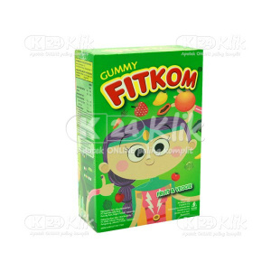 JUAL FITKOM GUMMY FRUIT AND VEGGIE