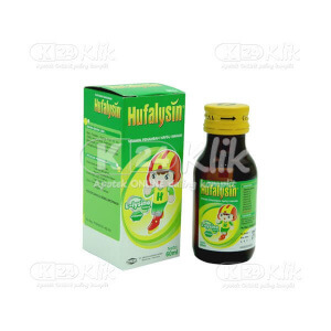JUAL HUFALYSIN SYR 60ML