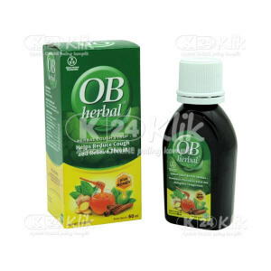 Apotek Online - OB HERBAL 60ML