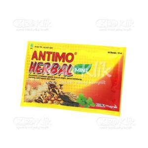 Apotek Online - ANTIMO HERBAL 15ML SACH 10S