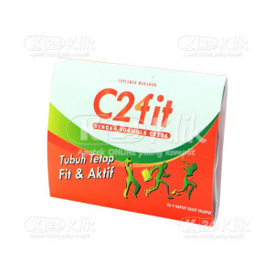 JUAL C2FIT CAPLET 4'S STRIP