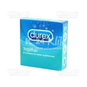 JUAL DUREX TOGETHER 3'S