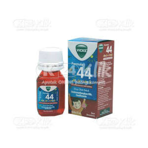 JUAL VICKS F44 ANAK SYRUP 27ML