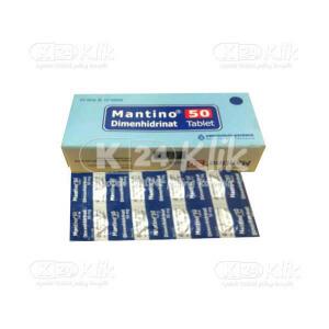 JUAL MANTINO 50MG TAB 100S