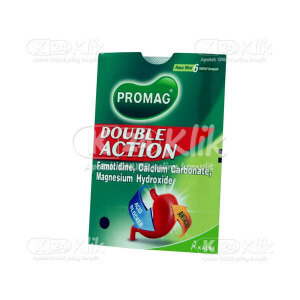 JUAL PROMAG DOUBLE ACTION TAB 6S STRIP