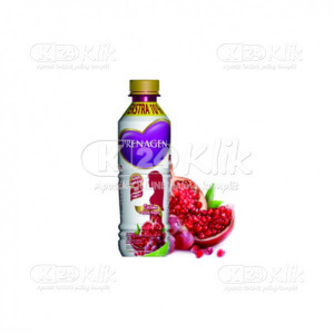 JUAL PRENAGEN POMEGRANATE & GRAPE JUICE 300ML