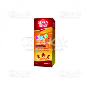 JUAL SEVEN SEAS KIDS SYR 100ML