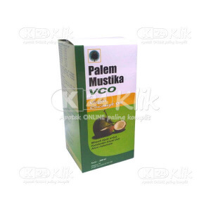 JUAL PALEM MUSTIKA VIRGIN COCONUT OIL 240ML