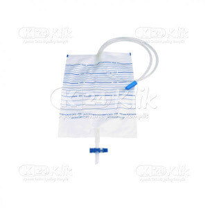 JUAL GEA URINE BAG STERIL