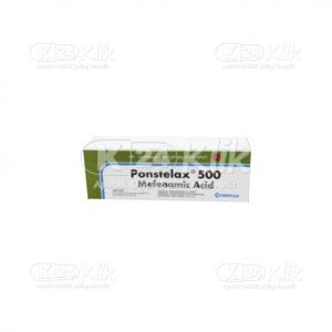JUAL PONSTELAX 500MG CAPL 100S