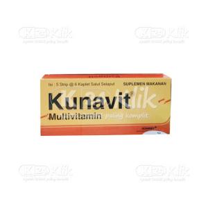 Apotek Online - KUNAVIT TAB 30S