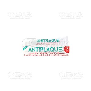 JUAL ANTIPLAQUE TOTAL TOOTHPASTE 75G