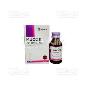 Apotek Online - MUCOS DROP 20ML 15MG/1ML