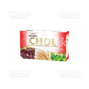 JUAL NUTRAFOR CHOL TAB 20S
