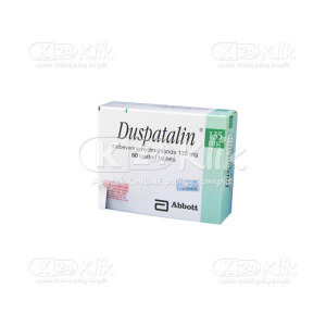 JUAL DUSPATALIN 135MG TAB 50S