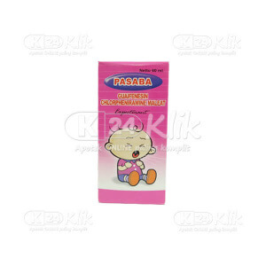 JUAL PASABA BABY COUGH EXP SYR 60ML