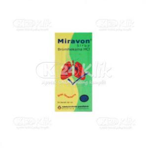 JUAL MIRAVON SYR 60ML