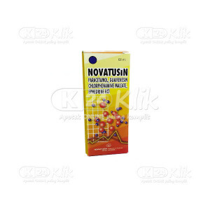 JUAL NOVATUSIN SYR 60ML