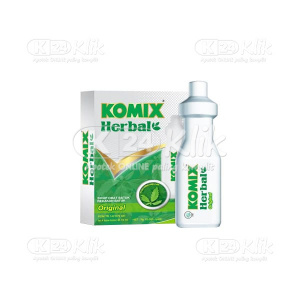 JUAL KOMIX HERBAL TUBE 4S