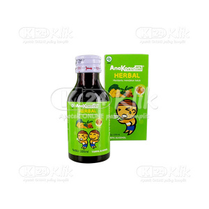 JUAL ANAKONIDIN HERBAL SYR 100ML