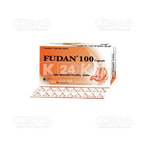 JUAL FUDAN 100MG CAP 30S