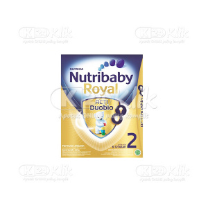 JUAL NUTRIBABY 2 ROYAL BOX 400G