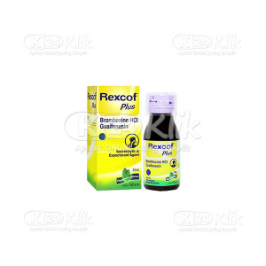Apotek Online - REXCOF PLUS SYR 60ML