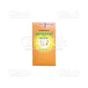 Apotek Online - OSTEOTIN CAP 60S
