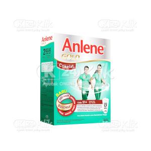 Apotek Online - ANLENE GOLD COKLAT 600G