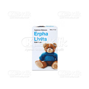 JUAL ERPHALIVITA BABY DROP 15ML