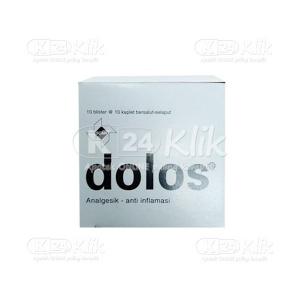 Apotek Online - DOLOS 500MG TAB