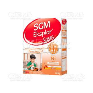 Apotek Online - SGM EKSPLOR SOYA MADU 700G