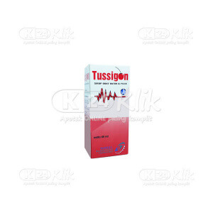 JUAL TUSSIGON SYR 60ML