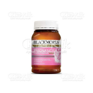 Apotek Online - BLACKMORES PREGNANCY BREAST FEED GOLD SOFTCAP 180S