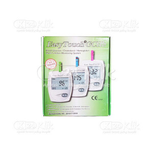 JUAL GCHb METERED EASY TOUCH
