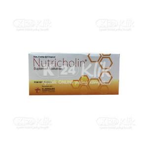 JUAL NUTRICHOLIN CAP 60S