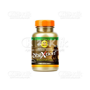 JUAL SEA Q DHEXTION CAP 60S