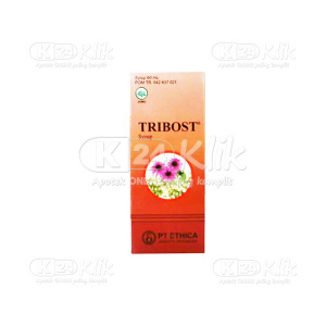 JUAL TRIBOST SYR 60ML