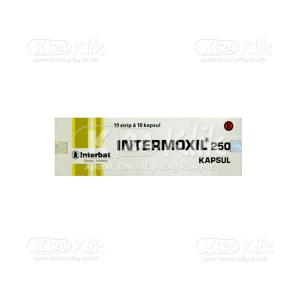 JUAL INTERMOXIL 250MG CAP 100S
