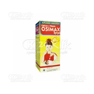 JUAL OSIMAX SYR 60ML