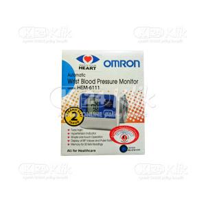 Apotek Online - OMRON TENSIMETER HEM 6111