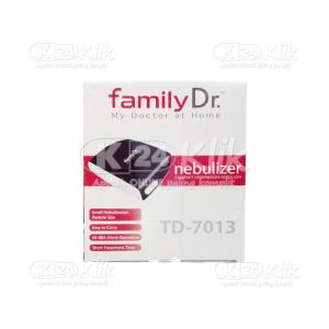 Apotek Online - COMPRESSOR NEBULIZER FAMILY DR TD 7013