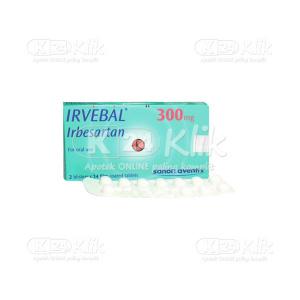Apotek Online - IRVEBAL 300MG TAB 28S