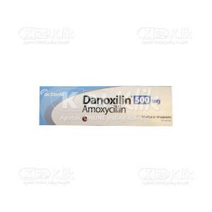 JUAL DANOXILIN 500MG CAP 100S
