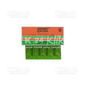 Apotek Online - XEPABET 80MG TAB 100S