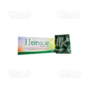 JUAL HEMOCAP TAB STR 4S
