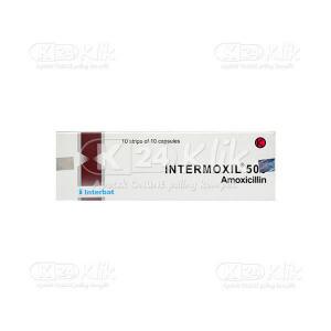 JUAL INTERMOXIL 500MG CAP 100S